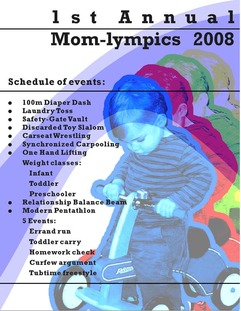 Mom-lympics