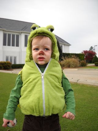 Wyatt Halloween